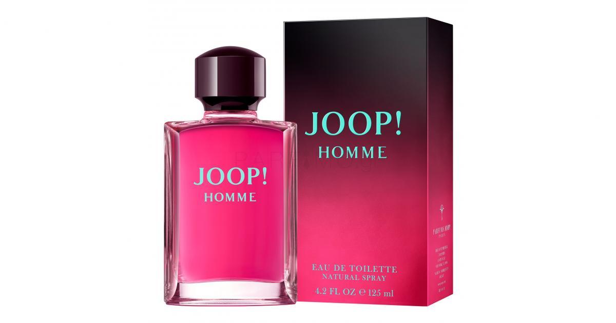 JOOP! Homme Eau de Toilette για άνδρες 125 ml | Parfimo.gr