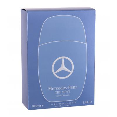 Mercedes-Benz The Move Express Yourself Eau de Toilette για άνδρες 100 ml