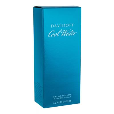 Davidoff Cool Water Eau de Toilette Για άνδρες 125 ml