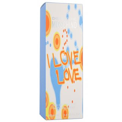 Moschino Cheap And Chic I Love Love Eau de Toilette για γυναίκες 100 ml