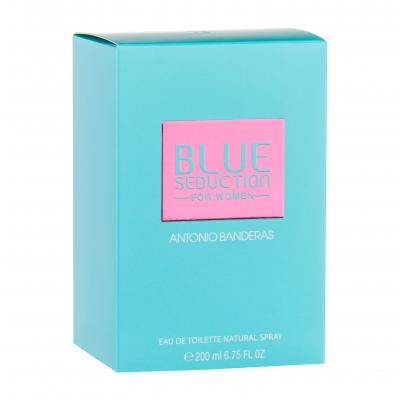 Antonio Banderas Blue Seduction For Women Eau de Toilette για γυναίκες