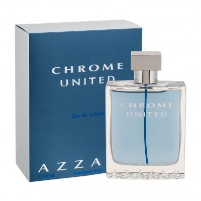 Azzaro Chrome United Eau de Toilette για άνδρες