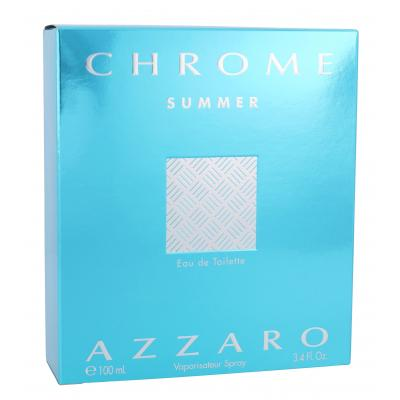 Azzaro Chrome Summer Eau de Toilette για άνδρες