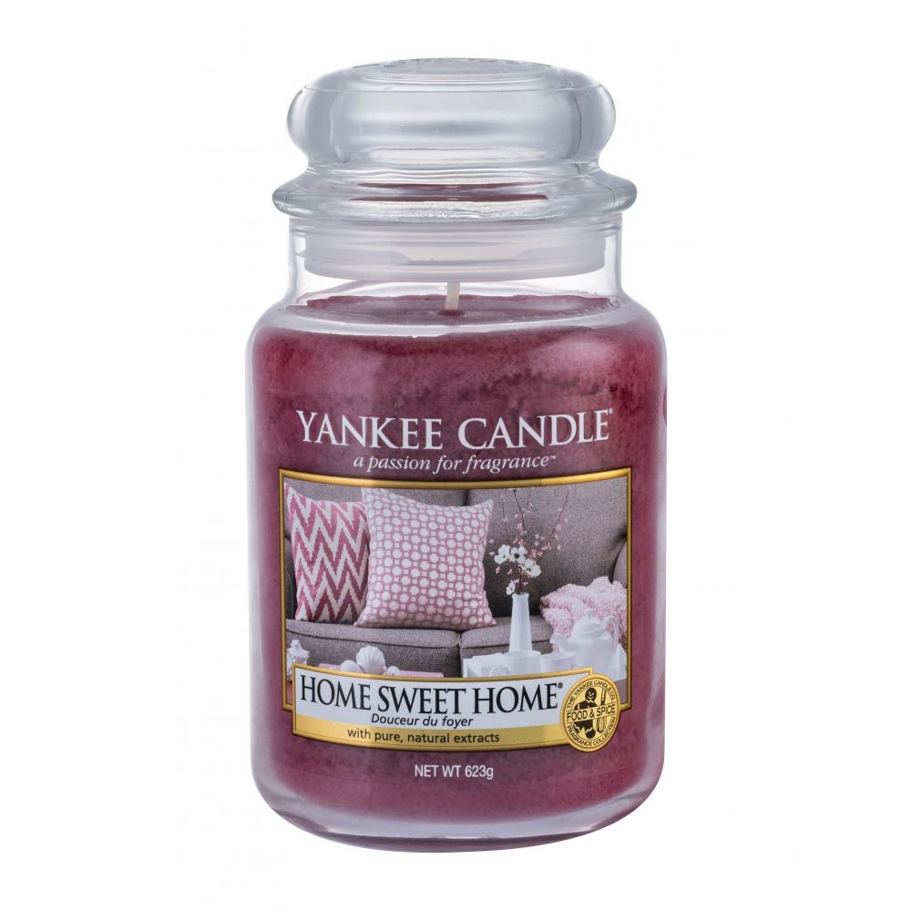 Yankee Candle Home Sweet Home Αρωματικό κερί 623 gr ...