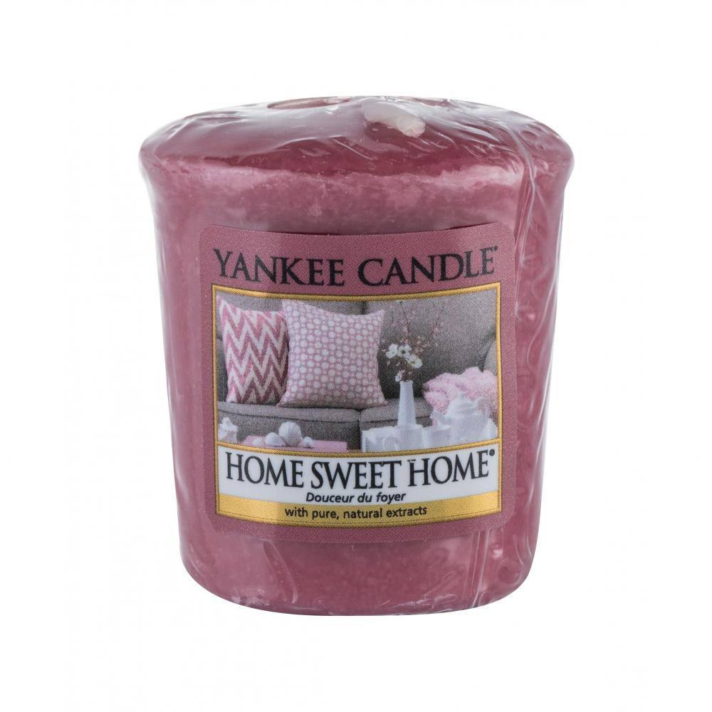 Yankee Candle Home Sweet Home Αρωματικό κερί 49 gr ...
