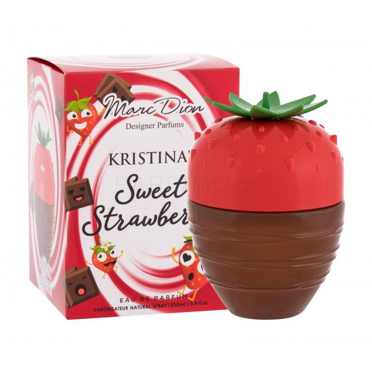 Marc Dion Kristina´s Sweet Strawberry Eau de Parfum για γυναίκες 100 ml