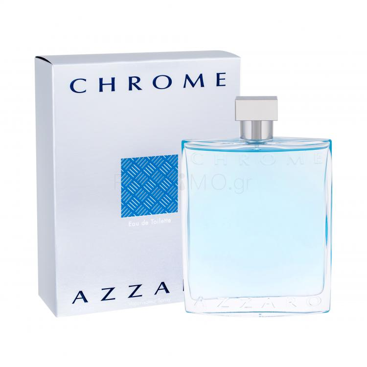 Azzaro Chrome Eau de Toilette Για άνδρες 200 ml