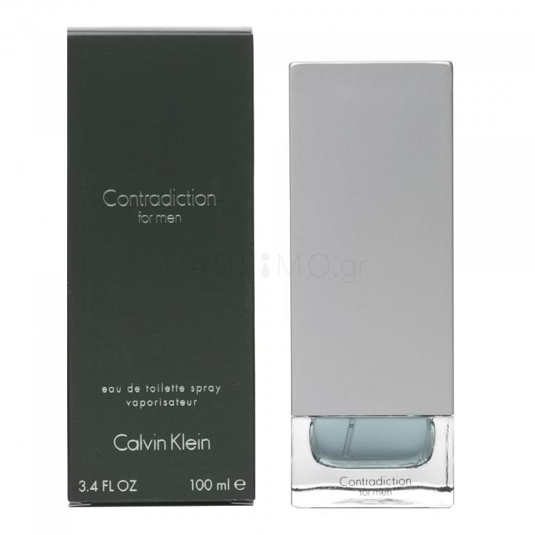Calvin Klein Contradiction For Men Eau de Toilette για άνδρες