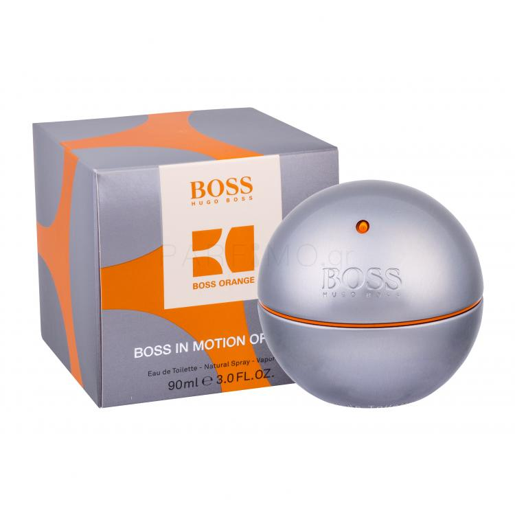 HUGO BOSS Boss in Motion Eau de Toilette για άνδρες