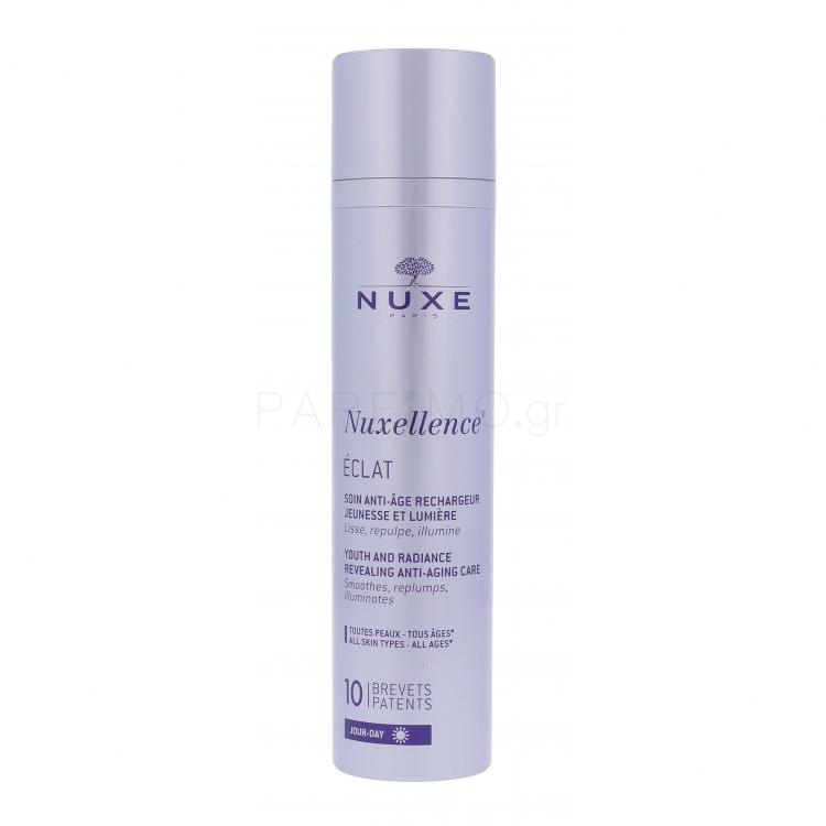 NUXE Nuxellence Eclat Youth And Radiance Anti-Age Care Τζελ προσώπου για γυναίκες