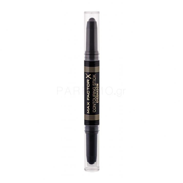 Max Factor Contouring Stick Eyeshadow Σκιές ματιών για γυναίκες 5 gr Απόχρωση 003 Midnight Blue & Silver Storm